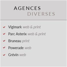 Agences Diverses